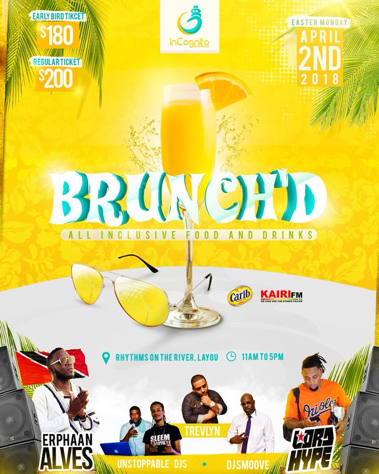Incognito Experience – Brunched Promo